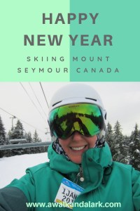 Mount Seymour Skiing - Happy New Year