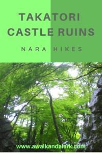 Takatori Castle Ruins - Nara Hikes