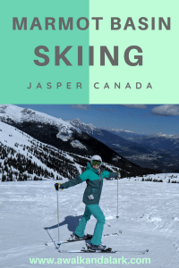 Jasper Ski Resort - Try skiing at the fantastic Marmot Basin in springtime. It's a great area to travel to!