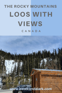 Loos with Views in the Rockies - Tangle Creek