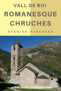 Romanesque Churches of Vall de Boí - Have a look at some gorgeous Romanesque Art