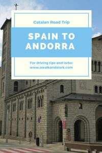 Catalan Road Trip - Spain to Andorra - Andorra Architecture
