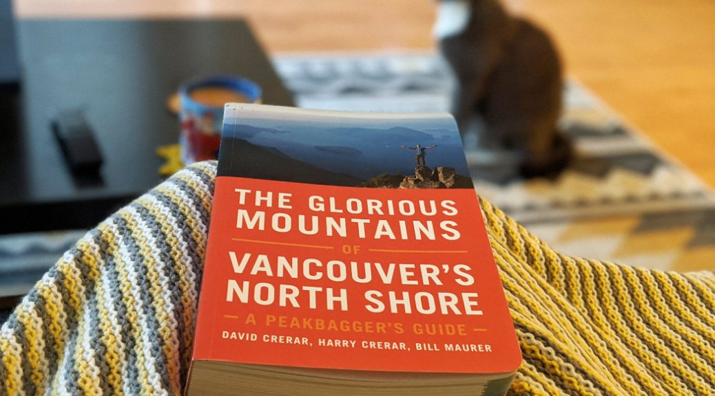 The Glorious Mountains of Vancouver's North Shore cover
