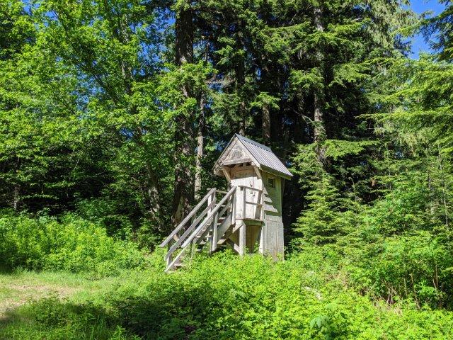 Trans Canada Trail loo