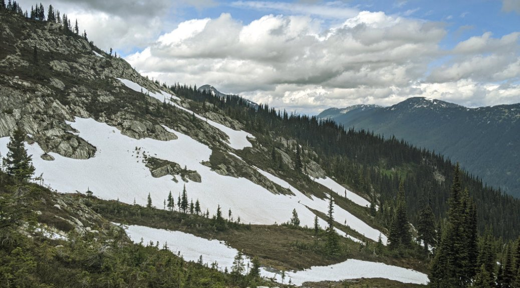 Snow and Zoa's sub peak