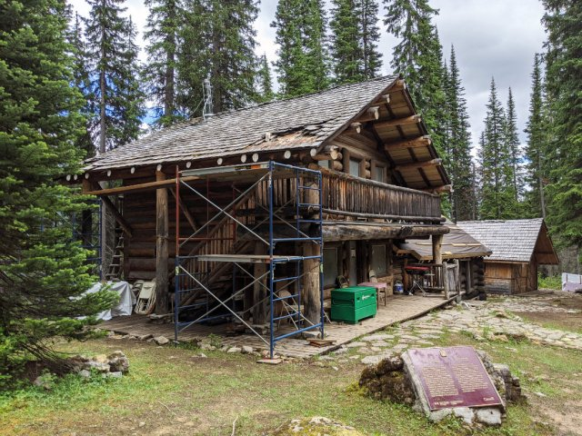 The Twin Falls Chalet