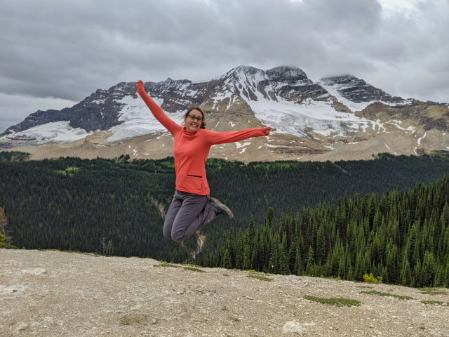 The highpoint with Yoho views