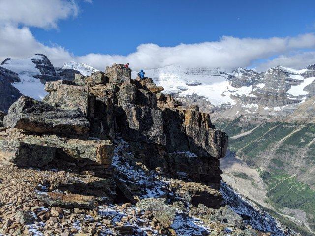 Haddo Peak from Sheol Valley