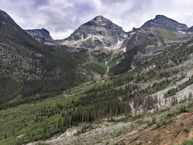Great Glacier Views - Glacier National Park
