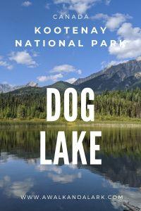 Dog Lake Trail - perfect mini adventure that finishes with a swim, BC Canada