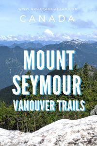 Mount Seymour Third Peak - Fun trail in Vancouver, Canada