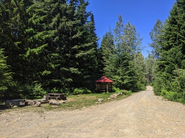 Sowaqua Creek campground