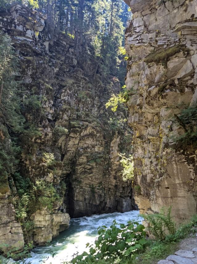 Coquihalla Canyon white water