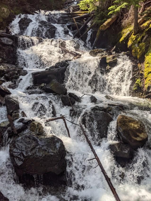Gorgeous waterfalls