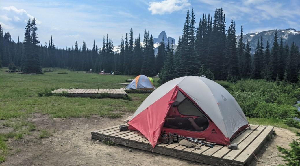 Helm Creek Campground