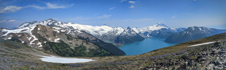 Panorama Ridge views