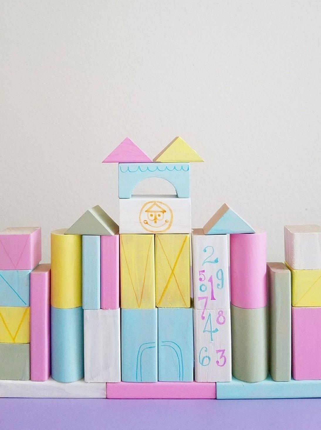 Cute 4th Of July Wallpaper Diy It S A Small World Wooden Blocks A Waltz Through Disney