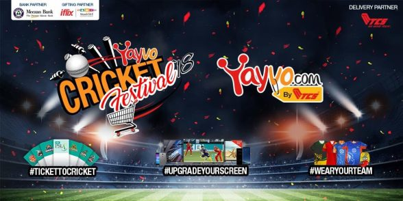Yayvo Cricket Festival 2018 - Main Image