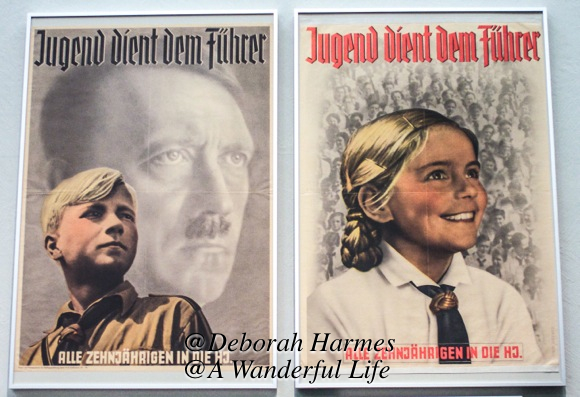 More perfect-looking blonde children to create Hitler's future Utopia.