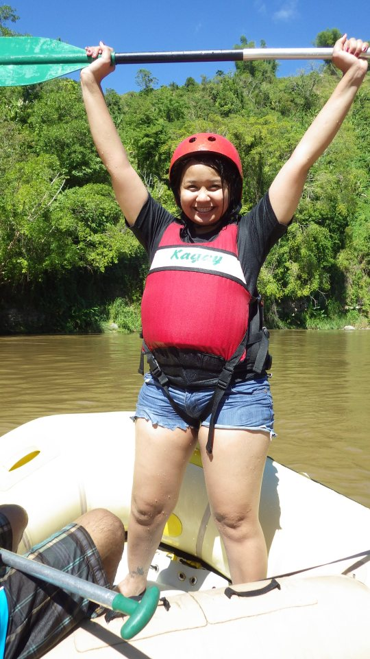 Whitewater rafting Cagayan De Oro