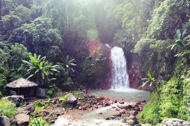 TRAVEL GUIDES TO CASARORO FALLS & PULANGBATO FALLS