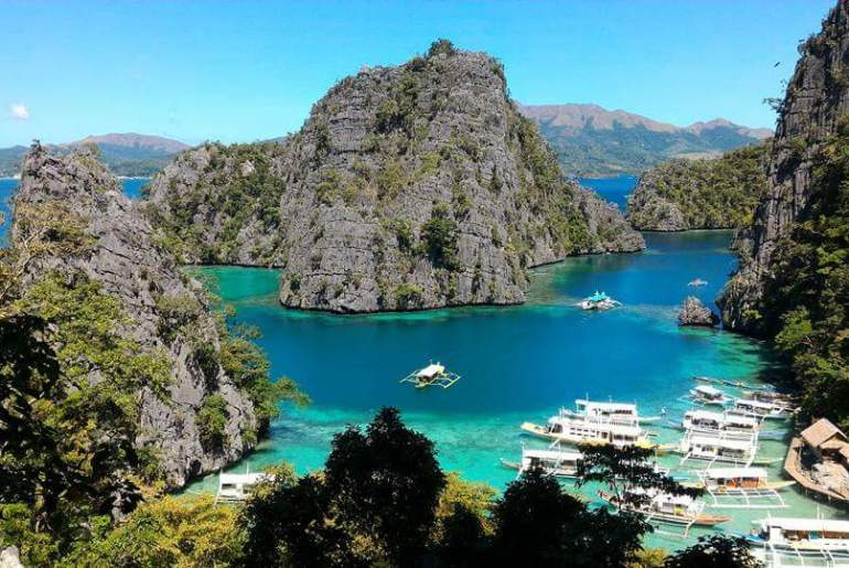 Coron Under P9000 in 5 Days