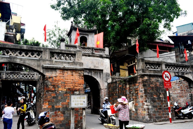 TOURIST SPOTS IN HANOI OLD QUARTER