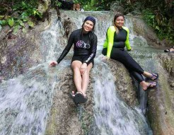 Aguinid Falls, Samboan South Cebu
