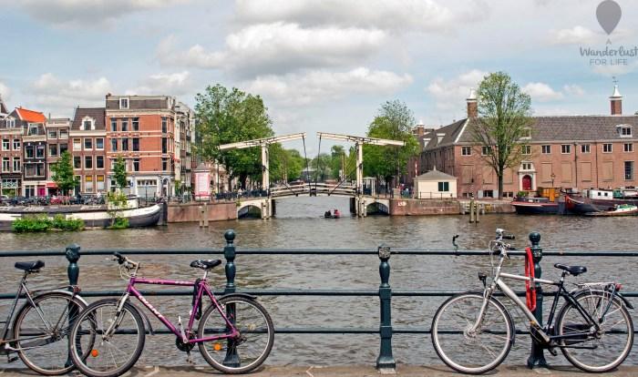 Typical Amsterdam Photo Photo by Sean Cutrufello