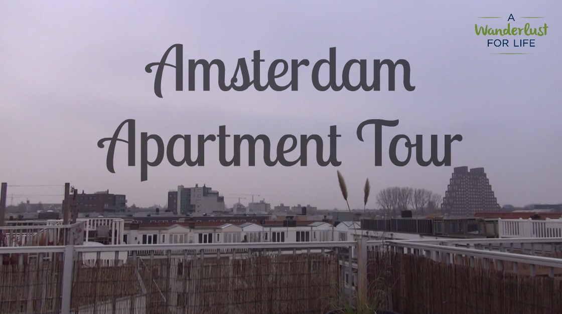 Video: Amsterdam Apartment Tour