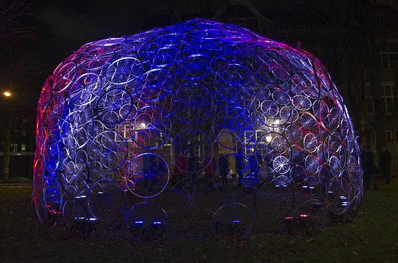 Re(bi)cycle Dome