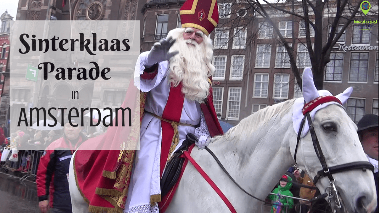 Video: Sinterklaas Parade