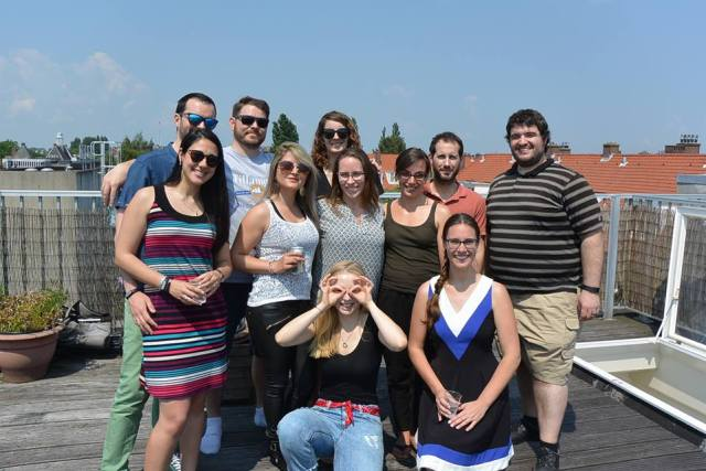 Making friends as expats