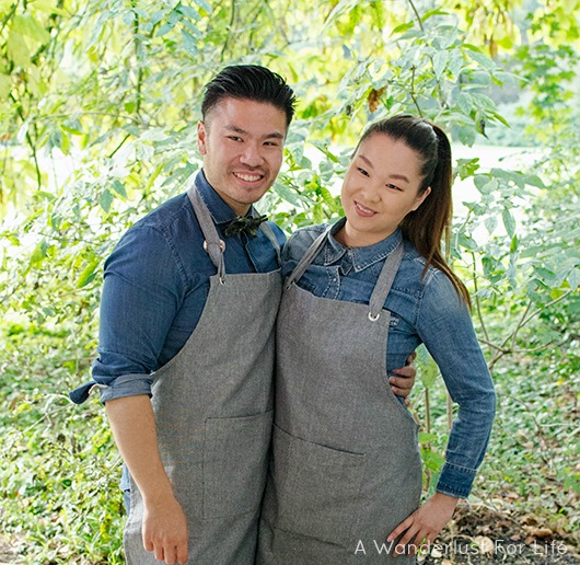 Kelvin and So Yie of Fat Pao
