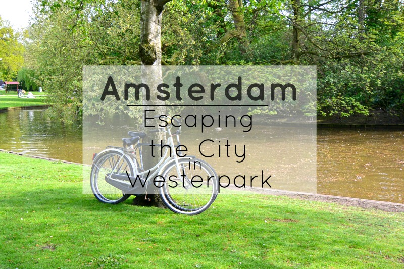 Amsterdam: Escaping the City in Westerpark