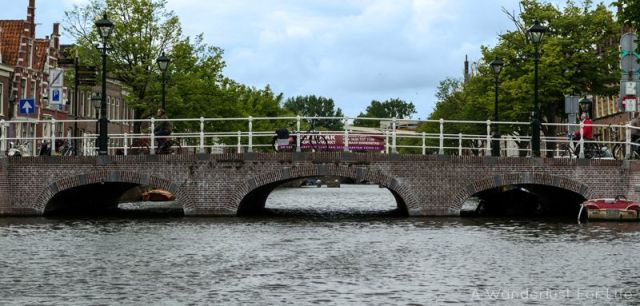 Triple Bridge Alkmaar