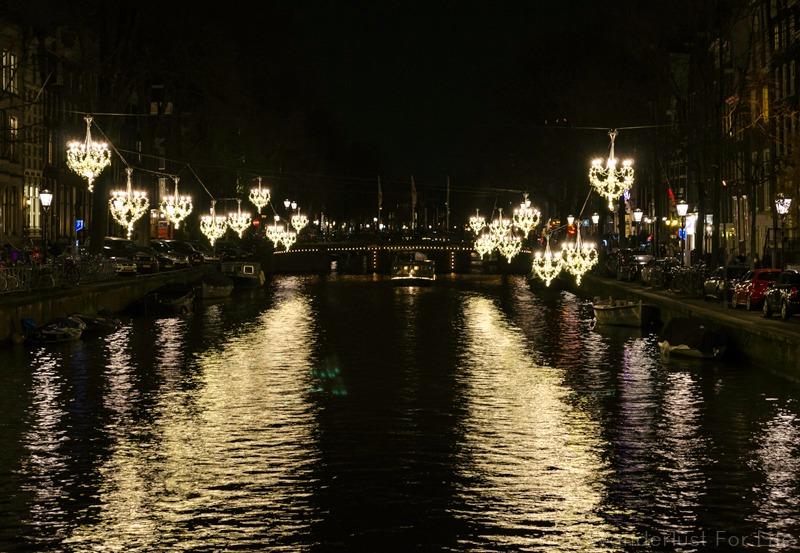 Amsterdam Light Festival Open Lounge