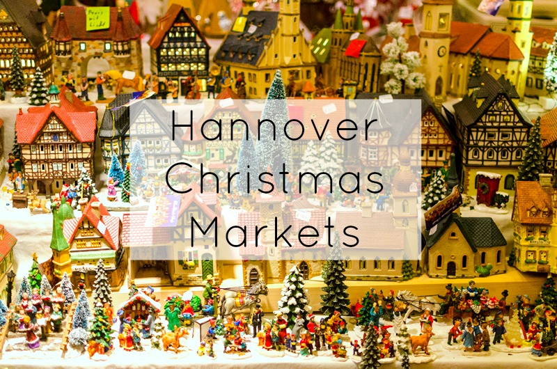 Video: German Christmas Markets in Hannover