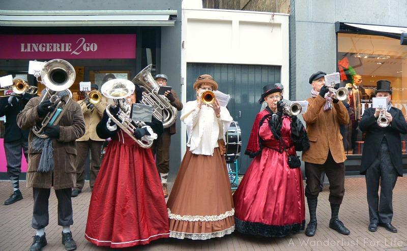 Haarlem Christmas Band