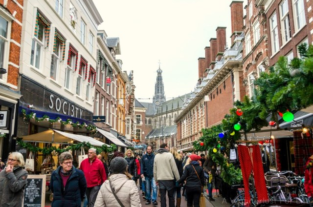 Haarlem Christmas Market