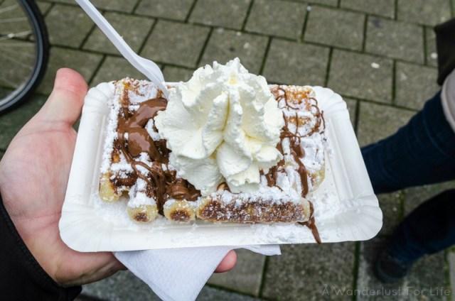Haarlem Waffle