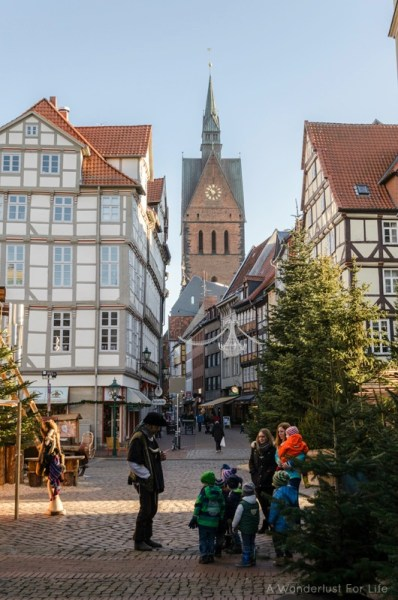 Street View of Hannover, Germany