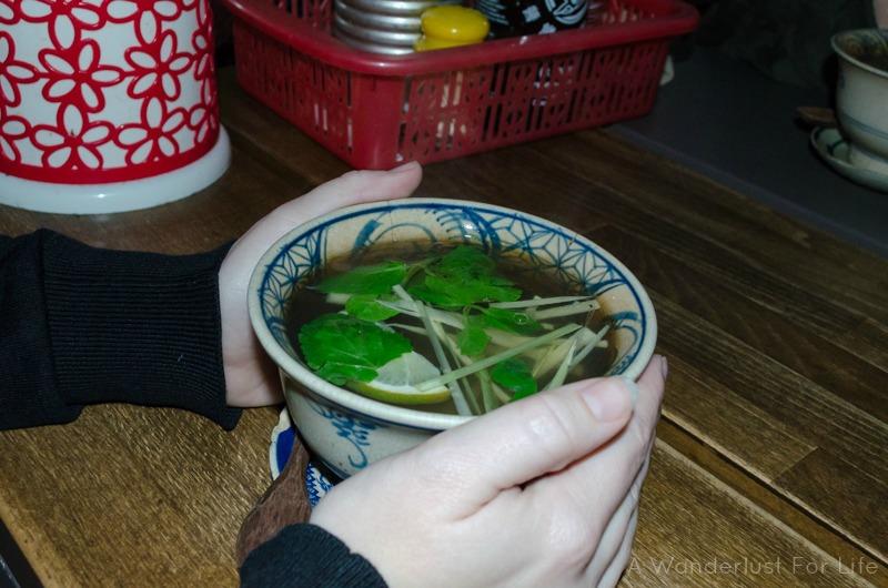 Vietnamese Tea - Bite Berlin Food Tour