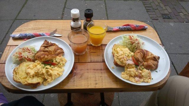 breakfast in amsterdam - Omelegg