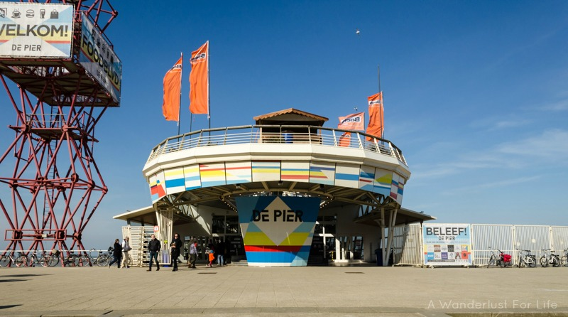 The Hague - De Pier