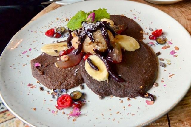 Pancakes at Yay Amsterdam