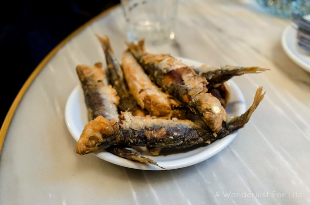 Barcelona Food Tour Fish