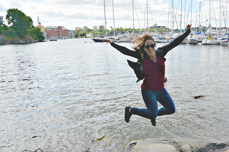 In love with Stockholm