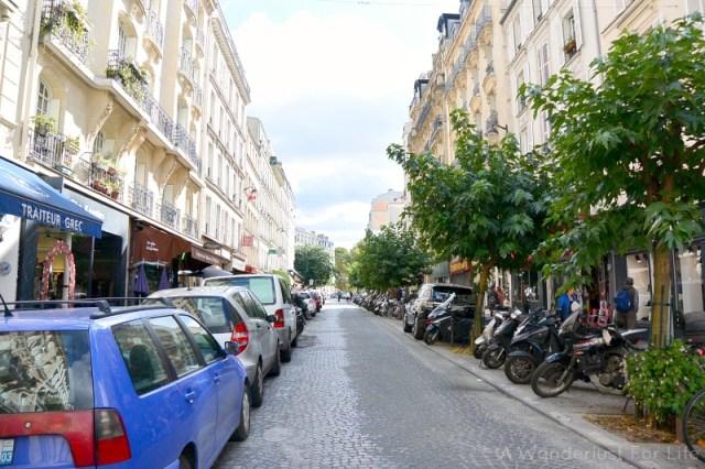 Paris Food Tour Montmartre   Parisian street