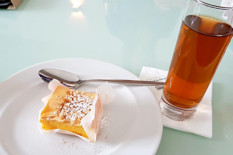 Dessert on the Lisbon comfort food on the Lisbon Campo de Ourique food tour